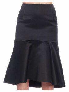 Balenciaga godet Skirt