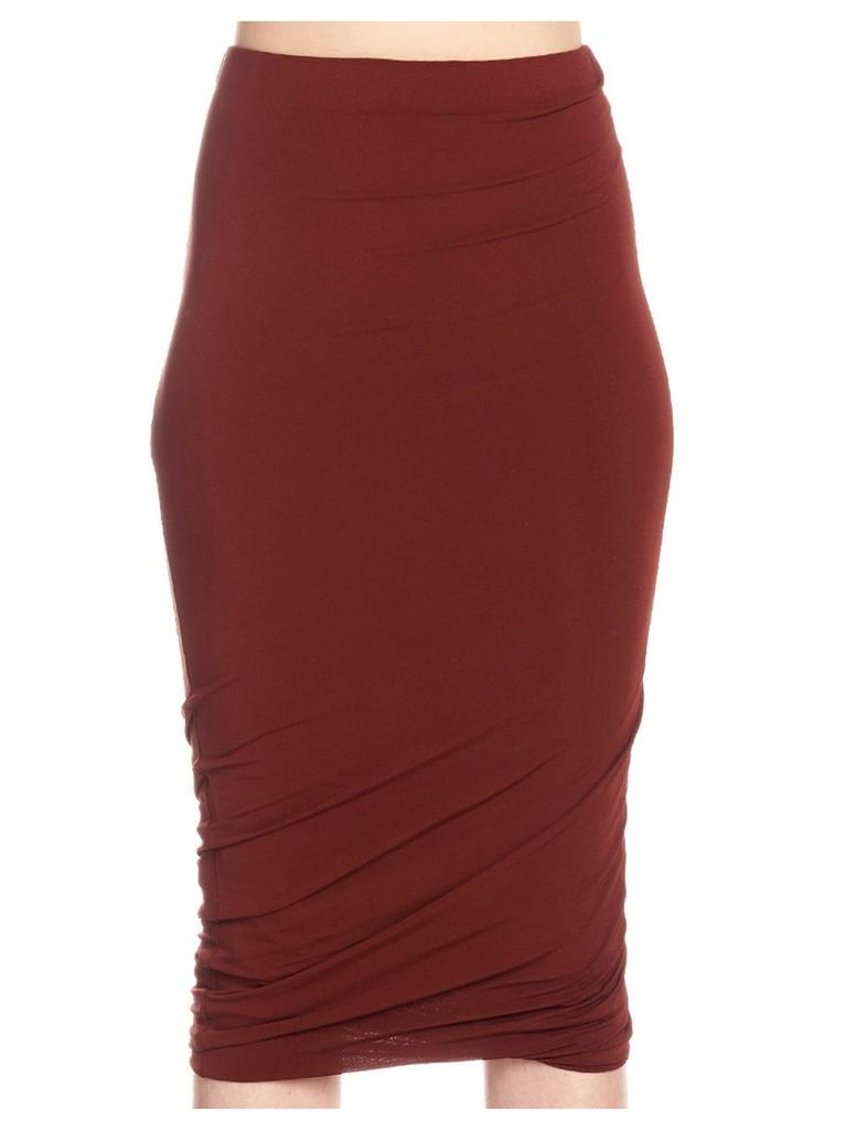 T By Alexander Wang 'twisted' Skirt