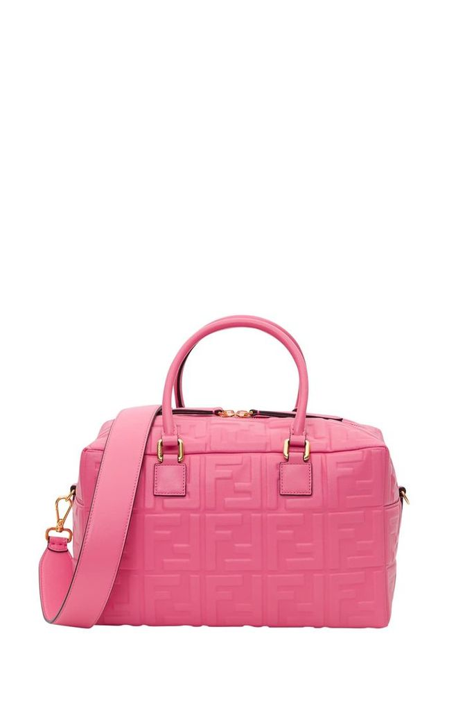 Fendi Small Boston Bag
