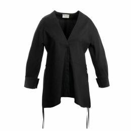 Nemozena - Drawstring Kimono Blouse