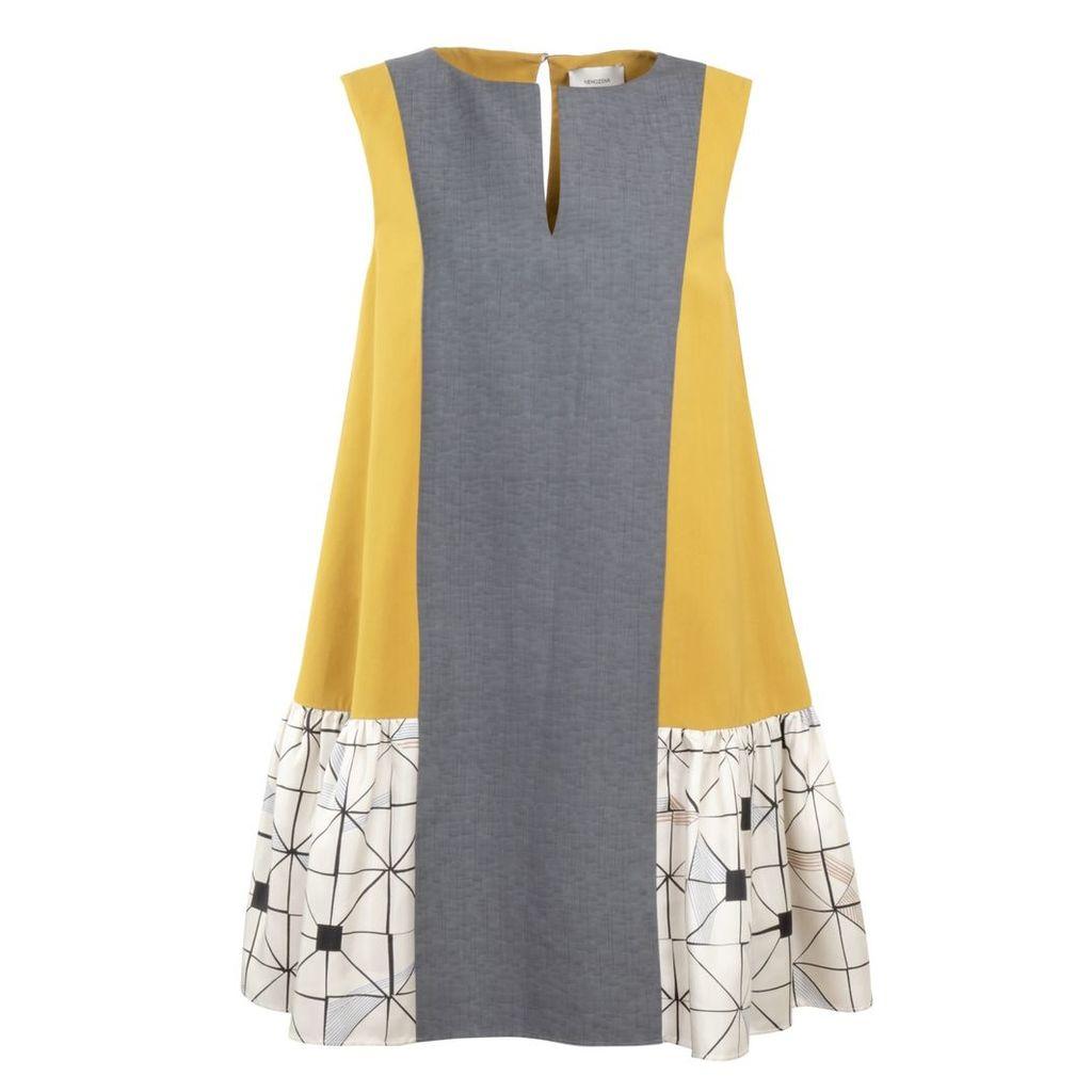 Nemozena - Reversible A-Line Mini Dress
