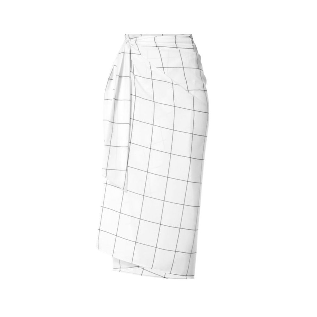 Meem Label - Marlo Grid Skirt