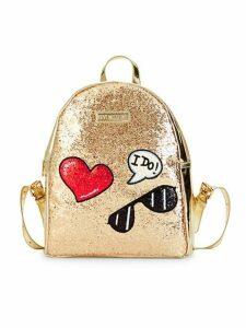 Glitters Metallic Backpack