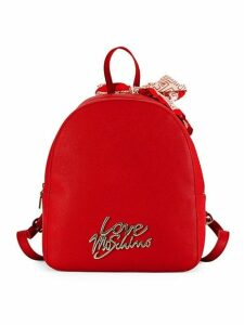 Dome Tie Scarf Backpack