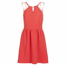 Naf Naf  LOU R2  women's Dress in Pink
