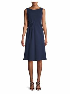 Pippa Shirred Shift Dress