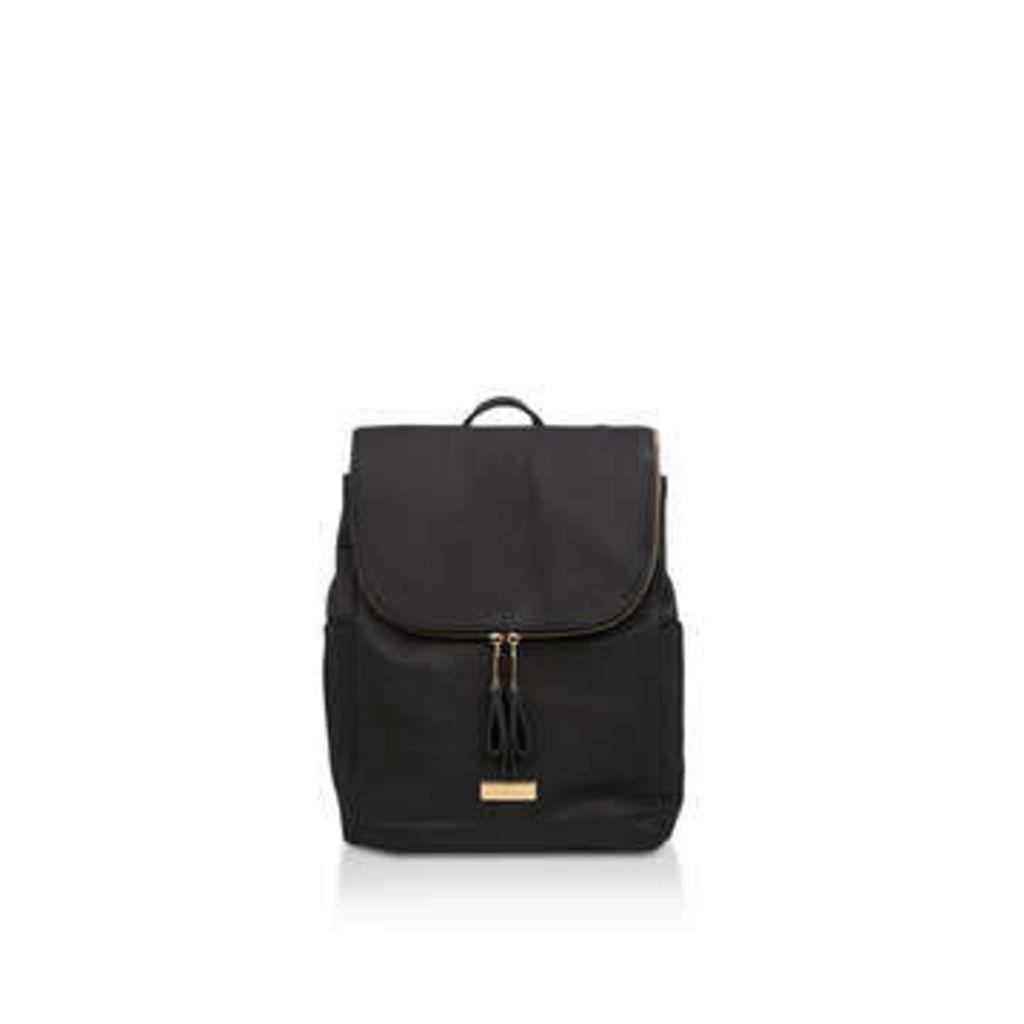 Carvela Cost Nylon Backpack - Black Backpack