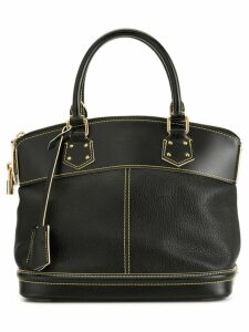 Louis Vuitton Pre-Owned Lockit PM hand bag - Black