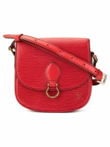 Louis Vuitton Pre-Owned mini Saint Cloud shoulder bag - Red