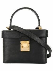 Fendi Pre-Owned boxy 2way tote bag - Black