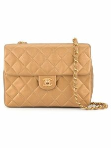 Chanel Pre-Owned chain shoulder bag - Gold