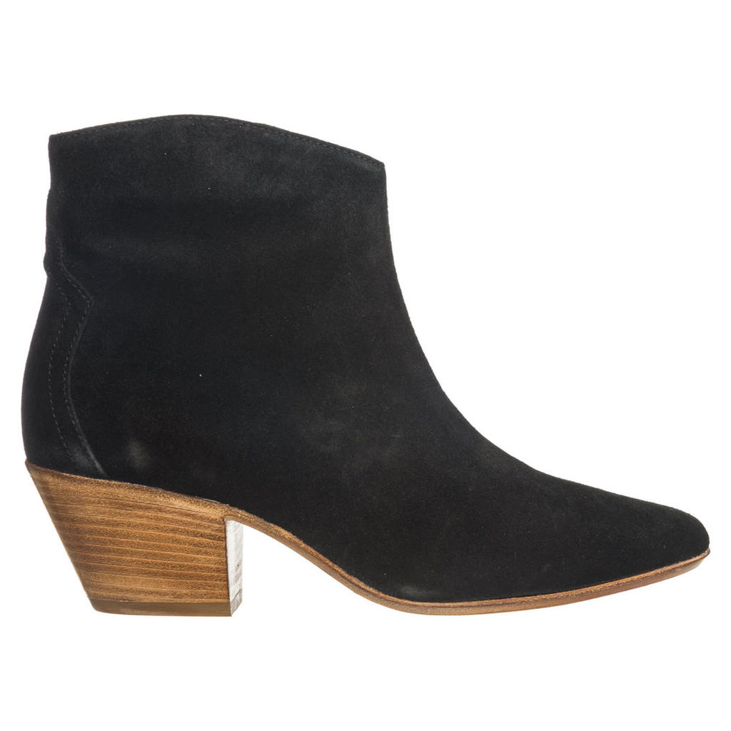 Isabel Marant Leather Heel Ankle Boots Booties New Dickers