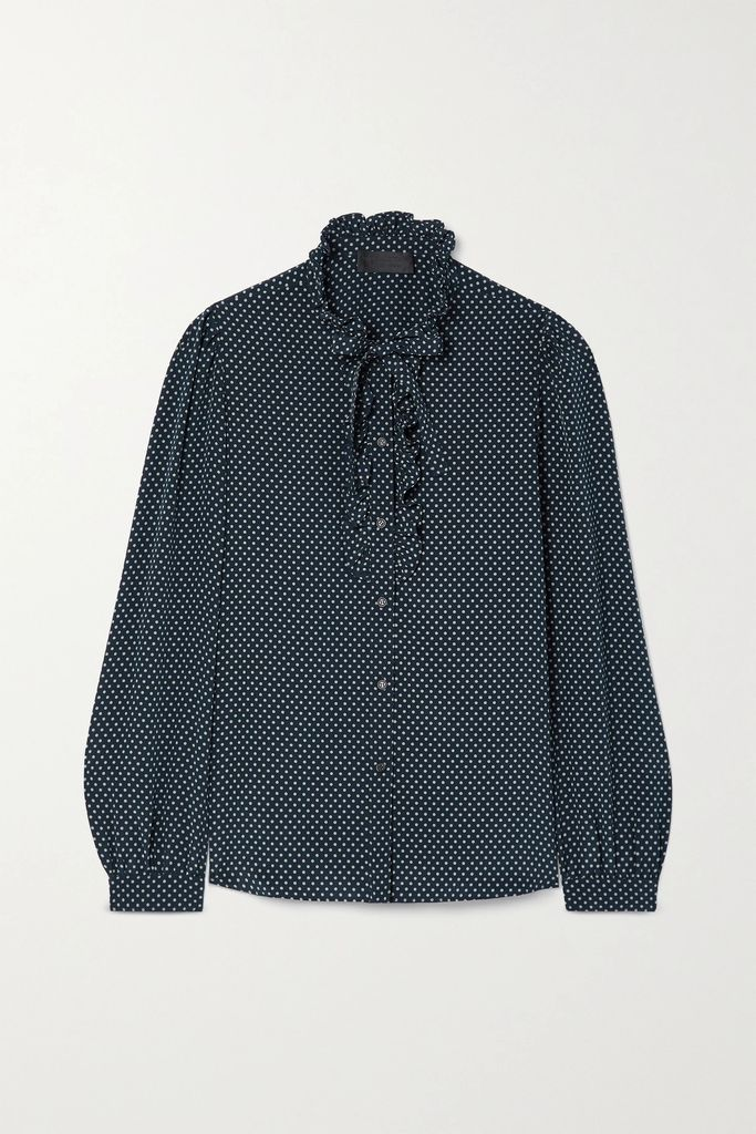 The Row - Park Small Leather-trimmed Canvas Tote - Beige