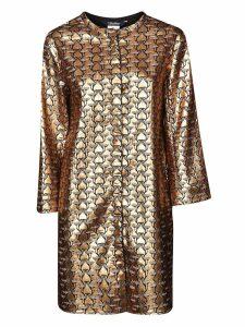 S Max Mara Printed Dress