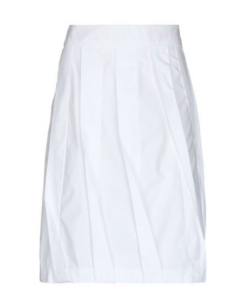 AT.P.CO SKIRTS Knee length skirts Women on YOOX.COM