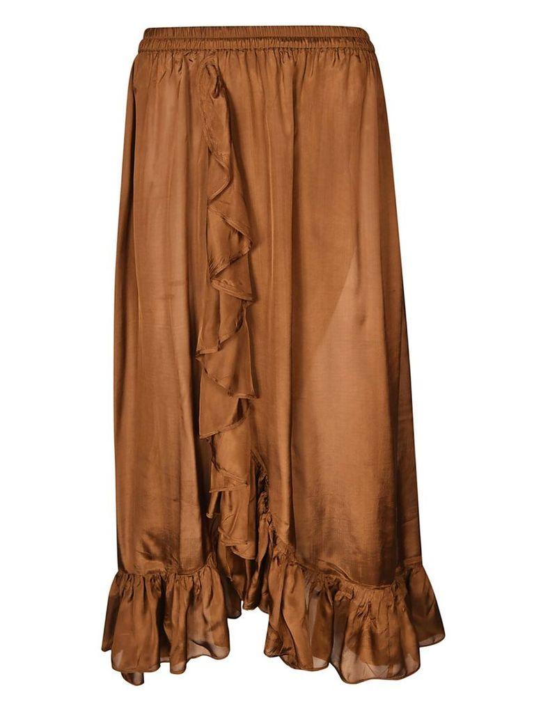 Mes Demoiselles Ruffled Skirt