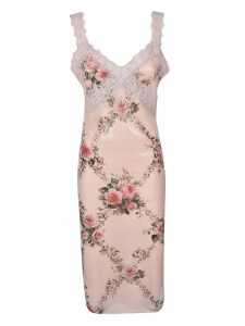 Blumarine Floral Dress