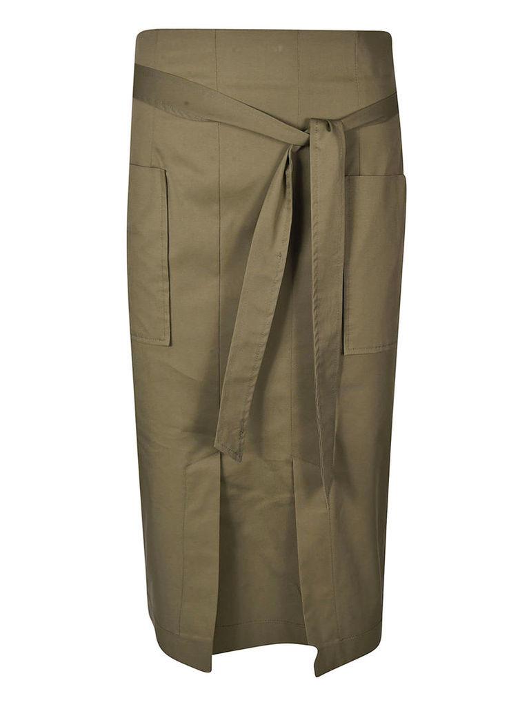 Blugirl Tie Waist Skirt