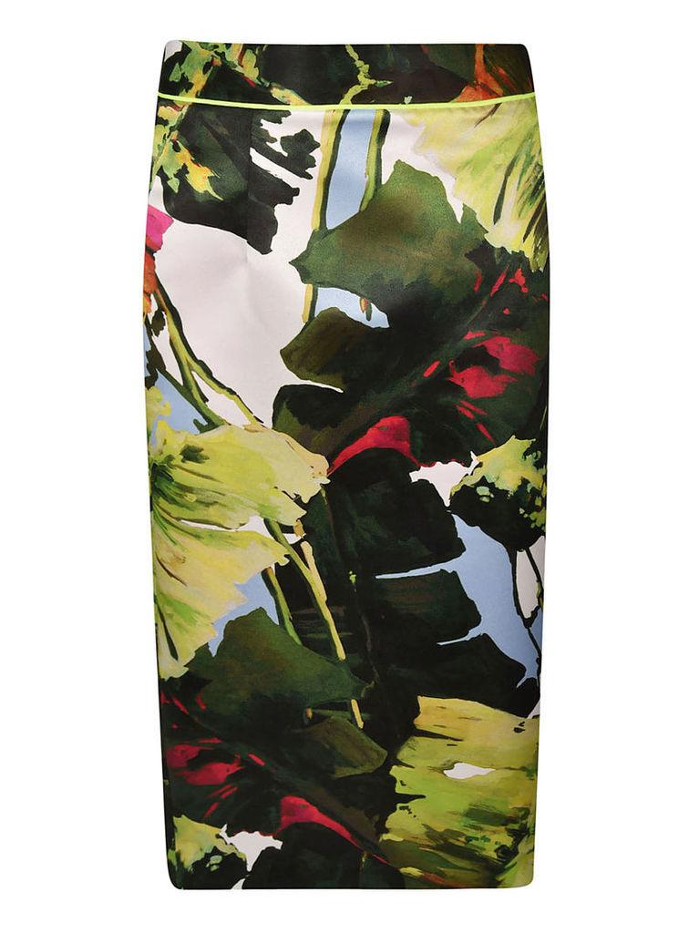 Blugirl Printed Skirt