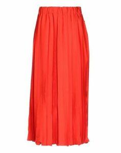 ERIKA CAVALLINI SKIRTS 3/4 length skirts Women on YOOX.COM
