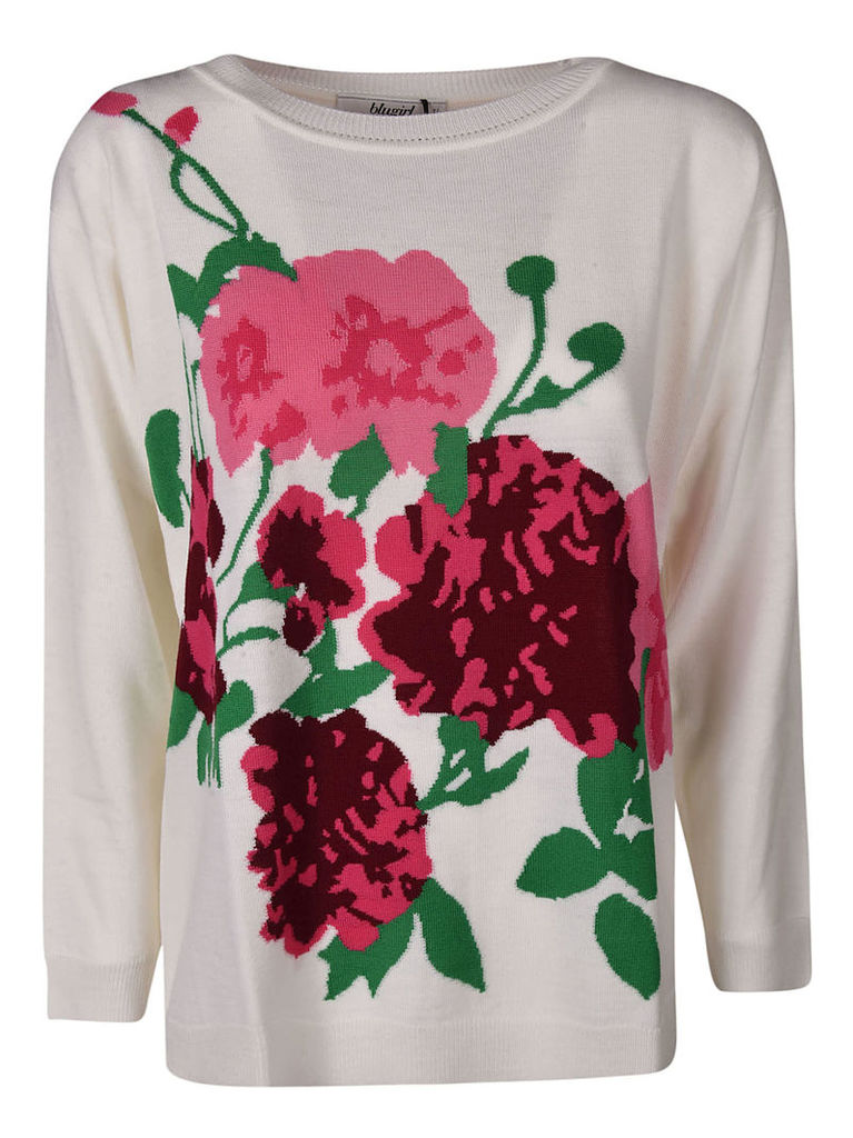 Blugirl Embroidered Sweater