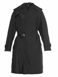 Maison Margiela Double-breasted Trench