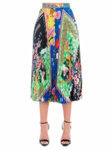 Versace acid Bloom Skirt