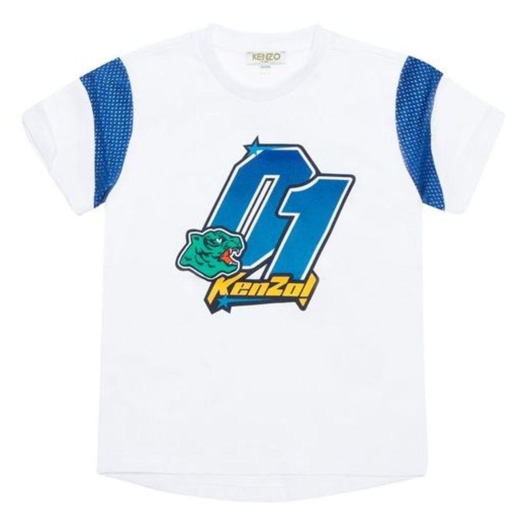 Kenzo Racing Franklin T-shirt