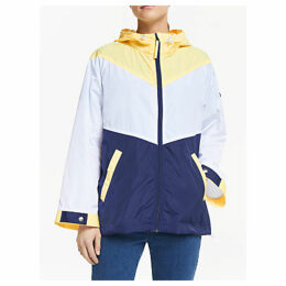 Penfield Kaplan Parka Jacket, Yellow/Blue