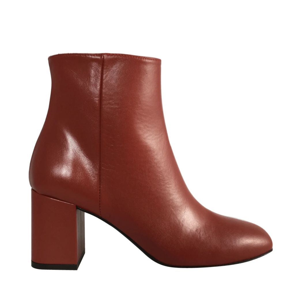 Tomcsanyi - Vac Stripes Print Multi Slits Midi Skirt