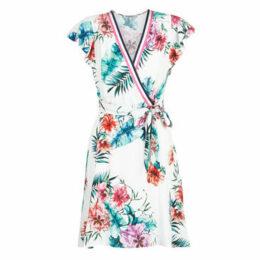 Morgan  RFLAVI  women's Dress in Multicolour