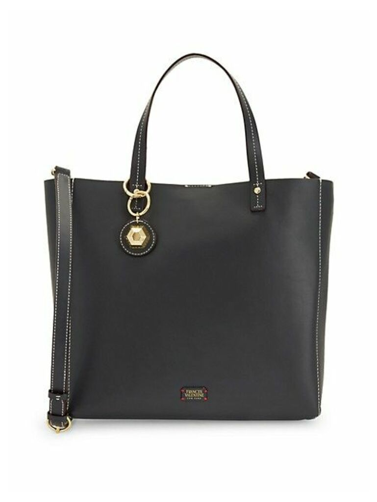 Large Margaret Leather Tote