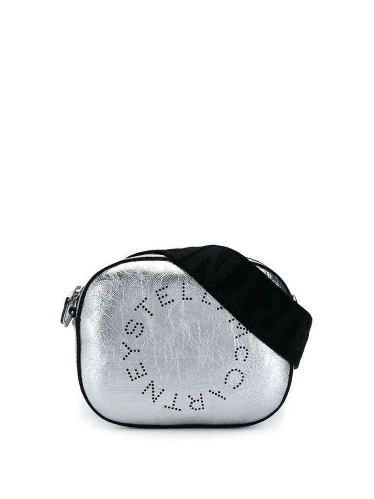 Stella McCartney Stella logo belt bag - Silver