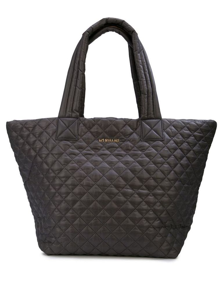 Mz Wallace medium Metro tote - Grey