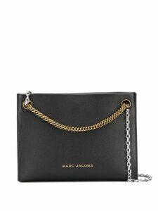 Marc Jacobs double chain crossbody bag - Black