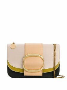 See By Chloé small Hopper crossbody bag - Neutrals