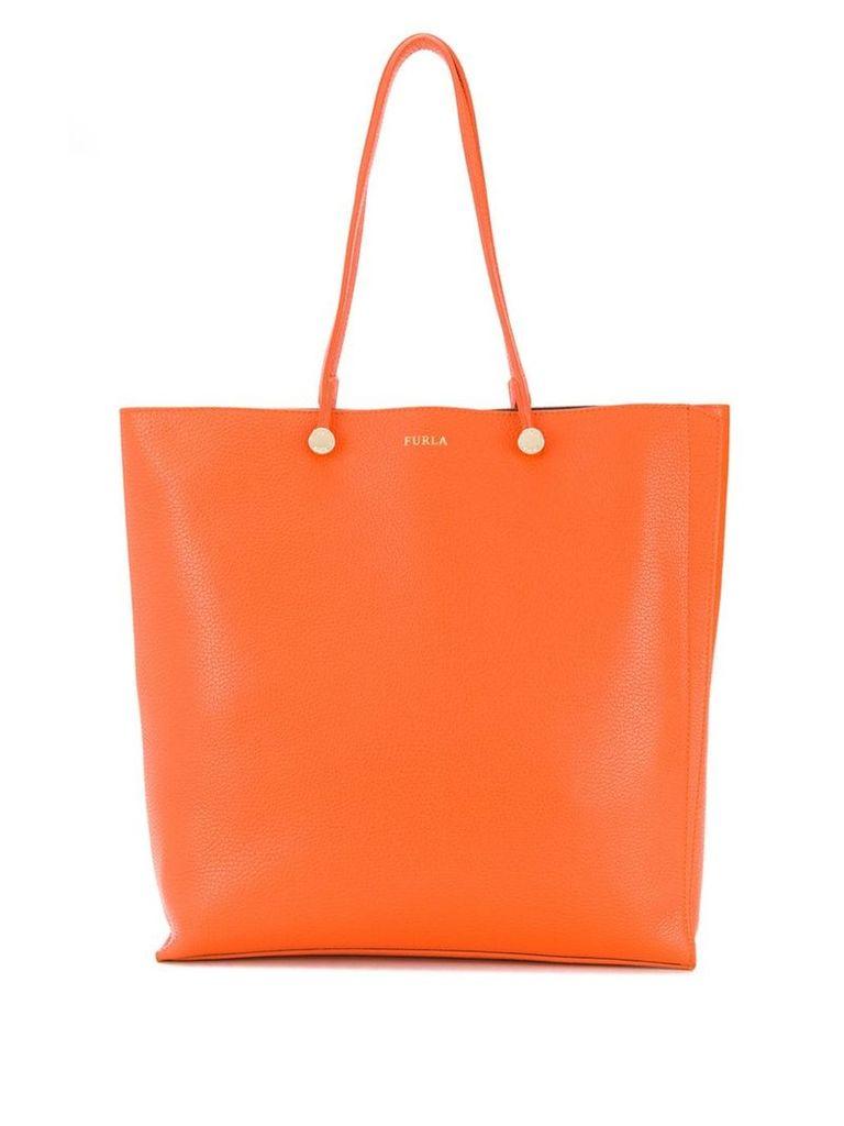 Furla Eden tote bag - Orange