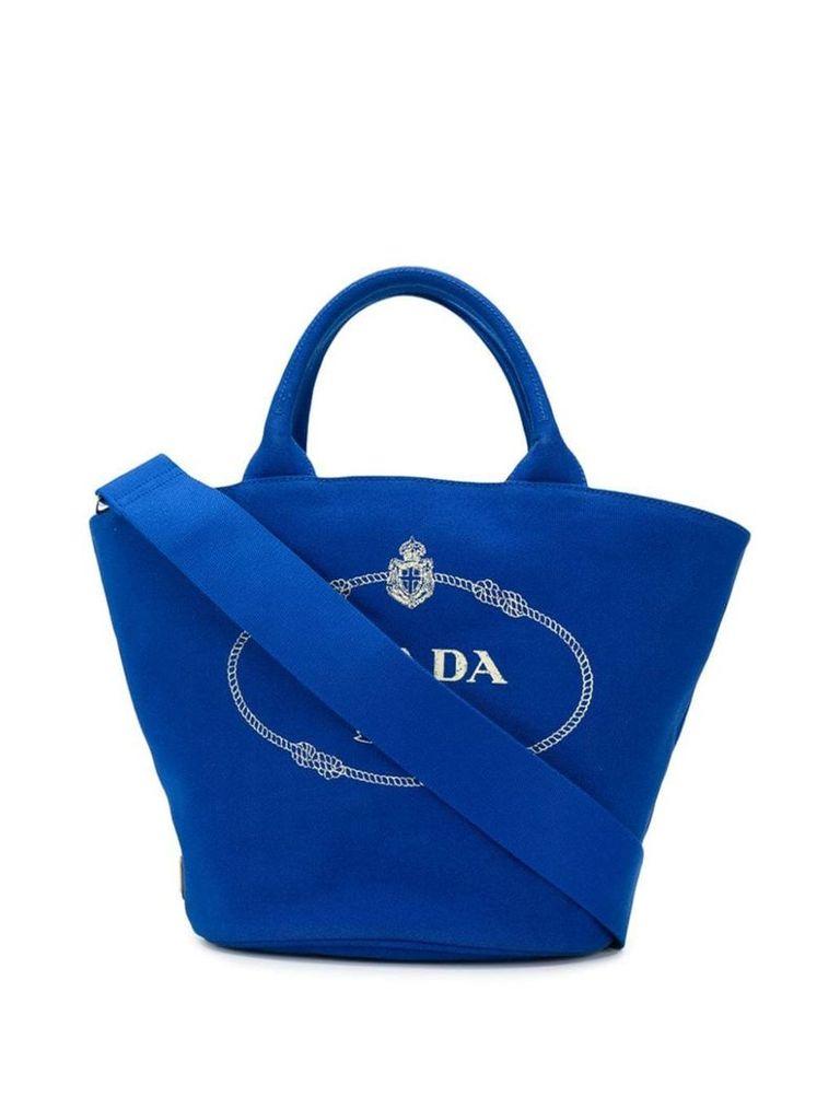 Prada Fabric handbag - Blue