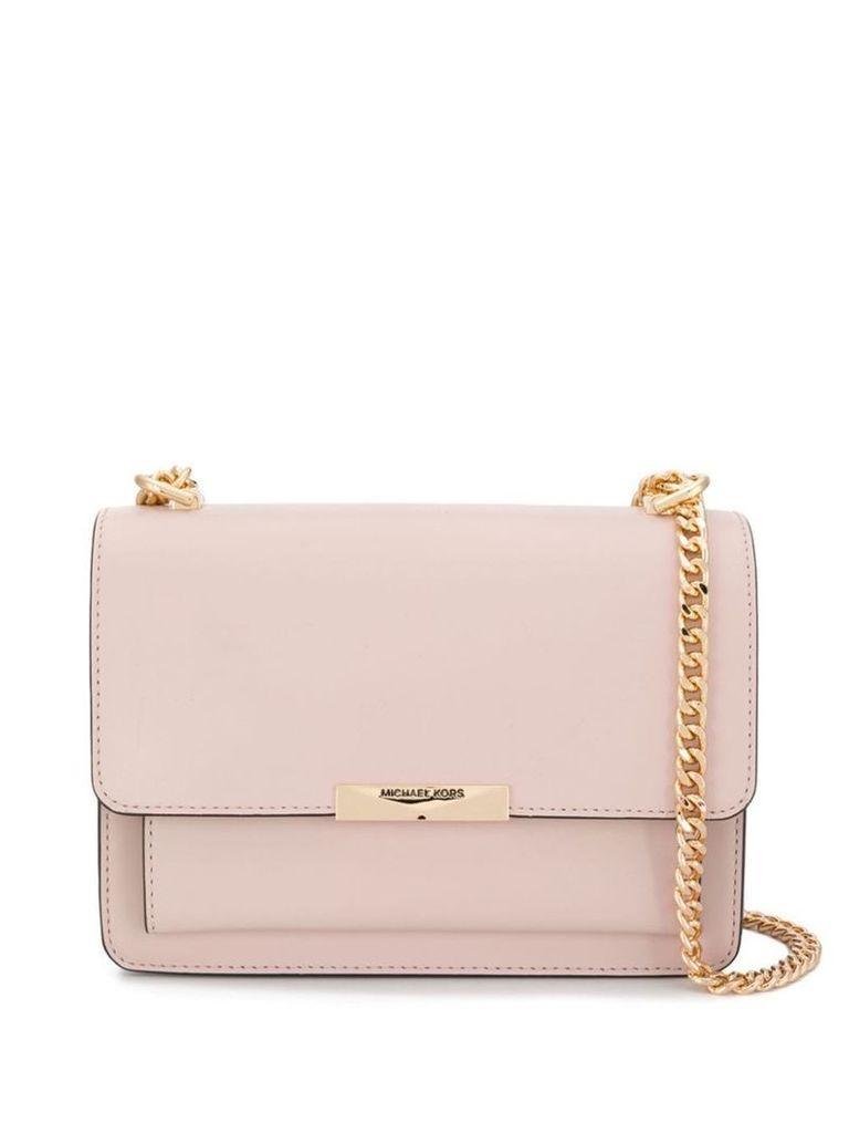 Michael Michael Kors Jade shoulder bag - Pink