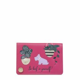 Be-Leaf In Yourself Small Card Holder