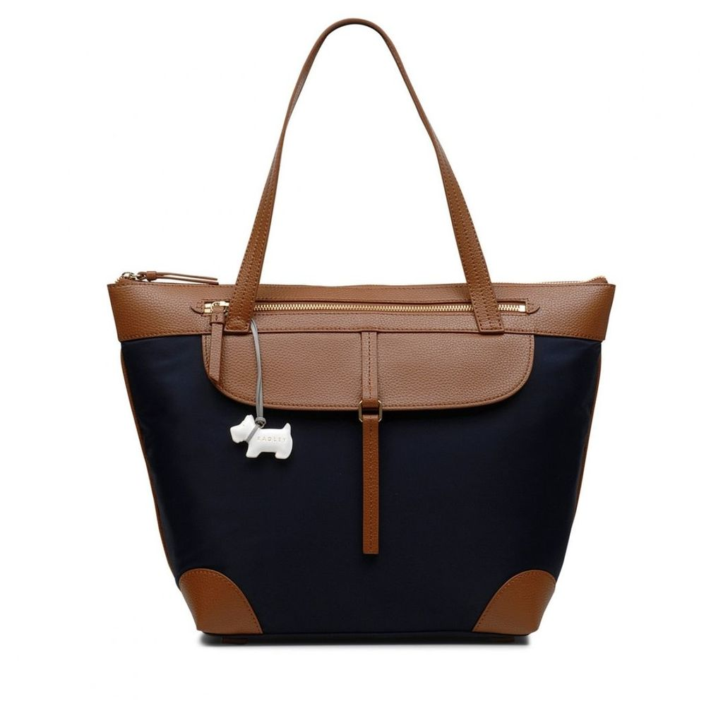 Radley London Clapham Common Medium Zip-Top Shoulder Bag