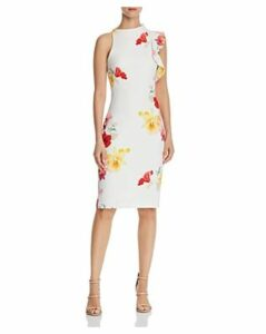 Black Halo Pabla Floral Dress