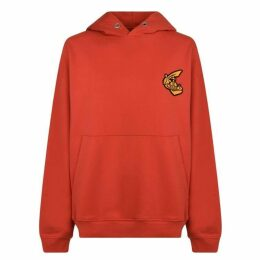 VIVIENNE WESTWOOD ANGLOMANIA Logo Hooded Sweatshirt