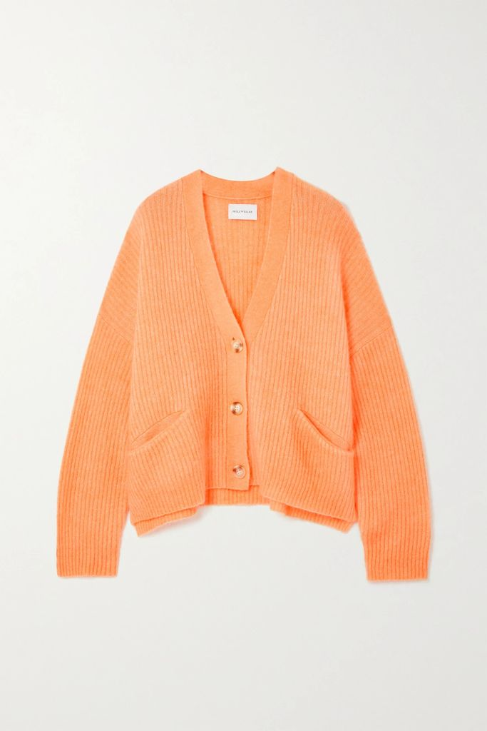 Dries Van Noten - Oversized Satin Coat - Green