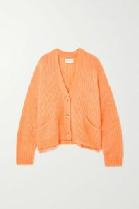 Dries Van Noten - Oversized Satin Coat - Green