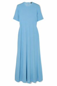 Joseph - Leila Jersey Midi Dress - Blue