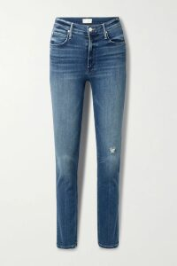 Markus Lupfer - Natalie Sequinned Cotton Sweater - Gray