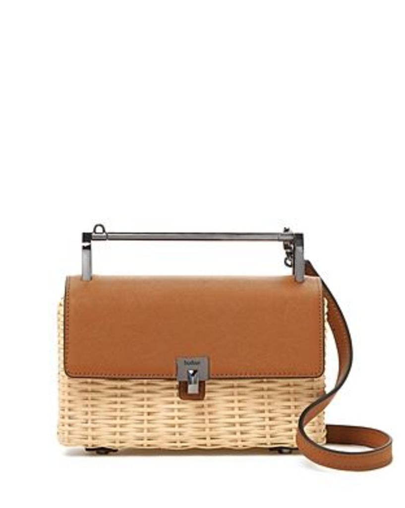Botkier Lennox Wicker Crossbody