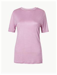 M&S Collection Regular Fit Short Sleeve T-Shirt