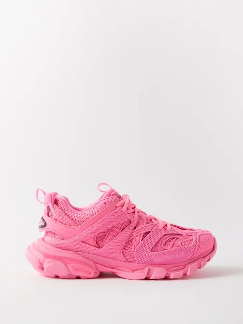 Alexachung - Floral Lace V Neck Midi Dress - Womens - Cream